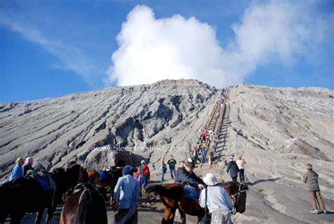 tempat wisata gunung bromo dimana peta wisata indonesia