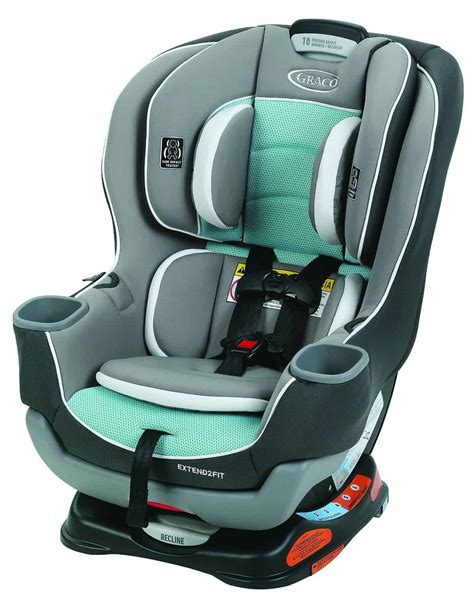 convertible car seat review graco extendfit baby bargains