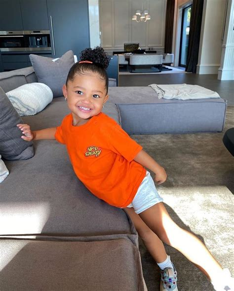 """25 of 92 view all. Stormi Webster 🧿 no Instagram: """"Cutie ♥️"""" 