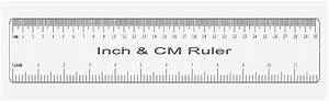 Printable 6 inch 12 inch Ruler Actual Size in Mm, Cm