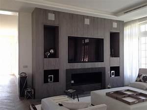 Cheminée à Foyer Ouvert : cheminee bois foyer ouvert ~ Premium-room.com Idées de Décoration