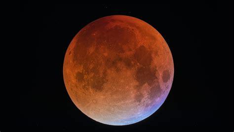 31 De Janeiro Terá Superlua, Lua Azul E Lua De Sangue Na