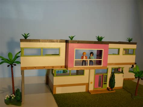 extension villa moderne playmobil playmobil modern house extension house modern