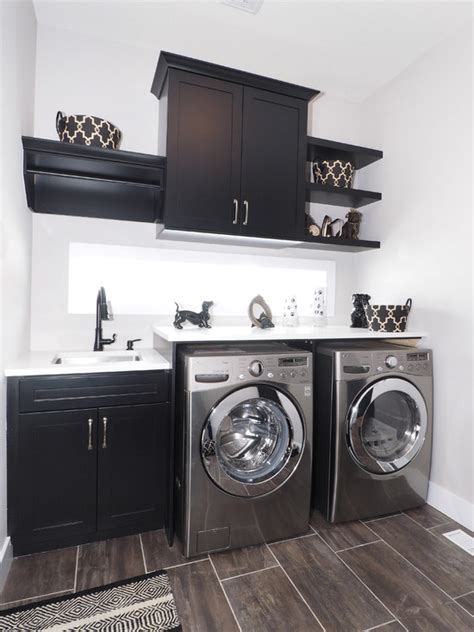 Excellent Laundry Room Planner Utilizing Every Nook Of The