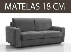 Canapé Convertible 3 Places Avec Vrai Matelas by Canape Lit 2 3 Places Master Convertible Ouverture Rapido