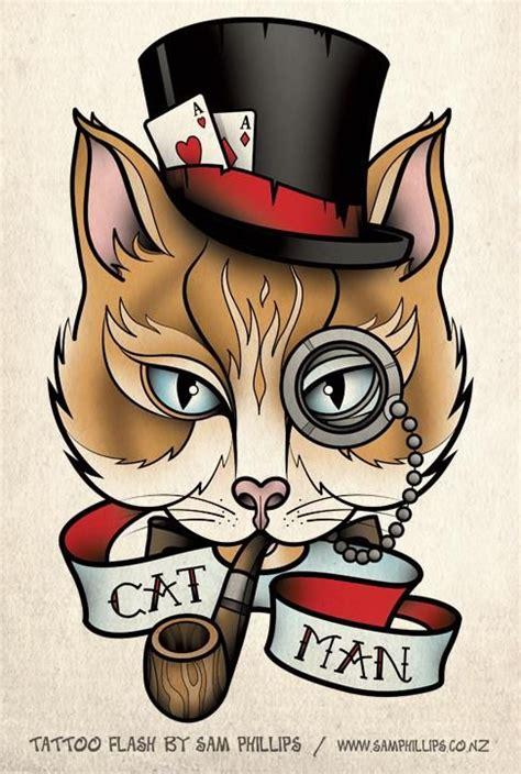 cat portrait tattoo cat portrait tattoo sam phillips