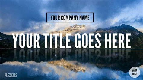 powerpoint title  template pack