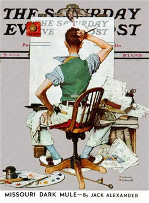 Blank Canvas | The Saturday Evening Post