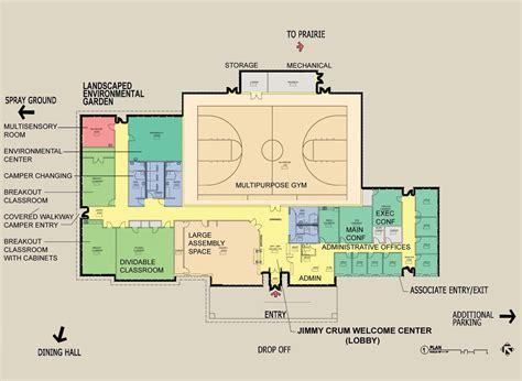 Recreation Center Floor Plans Find House  Building Plans