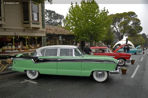 1956 Nash Ambassador Pictures, History, Value, Research ...