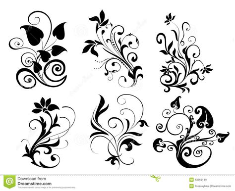 Easy Floral Designs To Draw On Paper