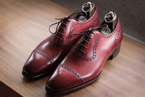 Bespoke, Benchmade And Mass Produced Shoes Parisian