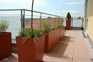 Pflanzkübel Mit Bewässerungssystem : pflanzgef faserbeton pflanzk bel portal xxl ~ Frokenaadalensverden.com Haus und Dekorationen