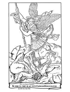 34 Best Saint Michael Tattoo Outlines images | Archangel michael, Archangel tattoo, Saint michael