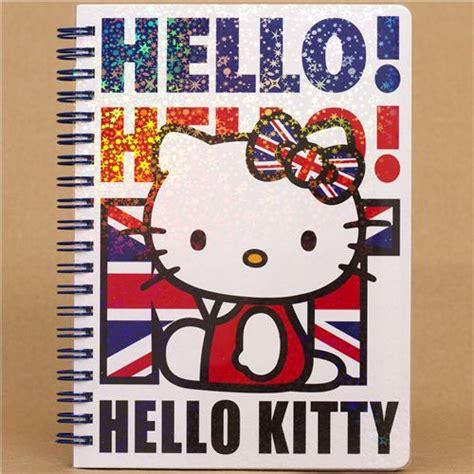 hello notizbuch hello mit flagge ringbuch notizbuch notizbl 246 cke schreibwaren kawaii shop modes4u