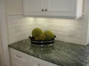 installing subway tile backsplash in kitchen beveled tile westside tile and