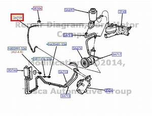Power Steering Pump Diagram 2002 Ford E 350