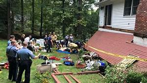 8 Hospitalized After Deck Collapses At Ellicott City Home