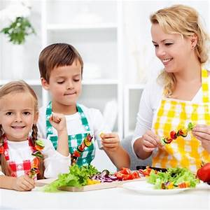 Helpful Tips For Cooking With Children - Escoffier Online ...