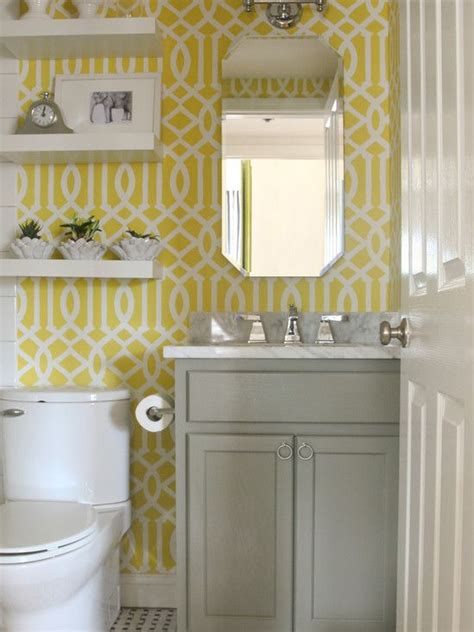 25+ Best Ideas About Yellow Gray Bathrooms On Pinterest