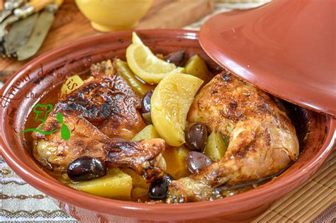 de cuisine ramadan tajine de poulet à la pomme de terre amour de cuisine