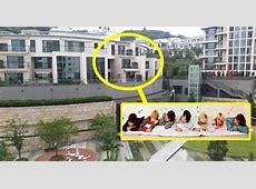 BTS przeprowadzili się na luksusowe osiedle Hannam The