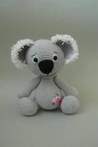 Koala Bear crochet pattern Crochet pattern by Kamlin
