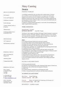 Medical Doctor Curriculum Vitae Template