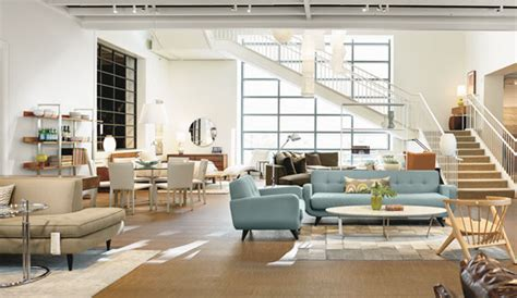 Modern Furniture Stores by Downtown Chicago Modern Furniture Store Room Board