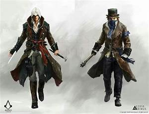 327 best images about Assassin's Creed - Jacob & Evie Frey ...