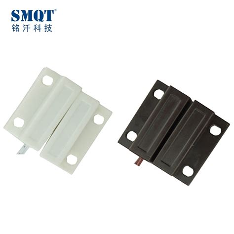 Plastic Magnetic Contact Switch Sensor For Alarm