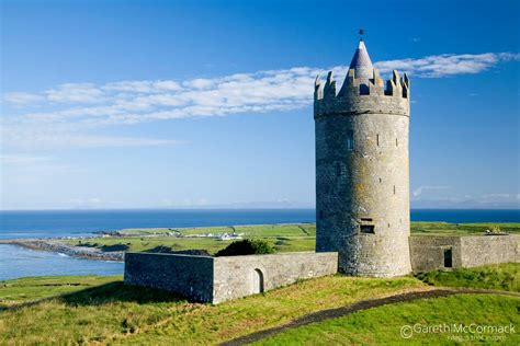 century doonagore castle doolin  clare ireland