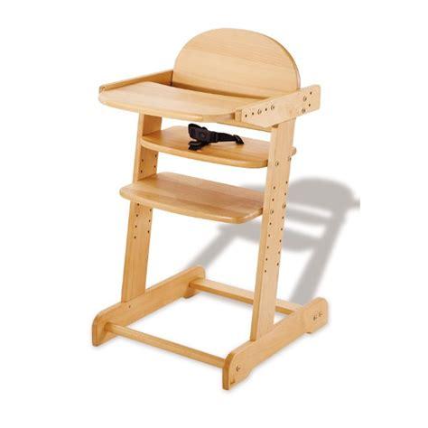 chaise haute b b en bois chaise haute pinolino philip meuilleur prix large choix