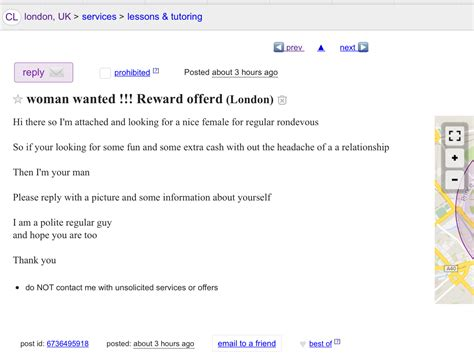 17 Bizarre and Hilarious Craigslist Posts - Gallery ...