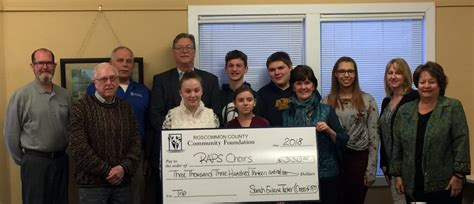 RAPS' choirs visit Chicago on RCCF grant | Houghton Lake ...