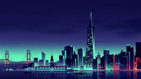 Hd Wallpapers Of Night City