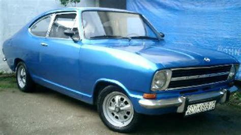 TopWorldAuto >> Photos of Opel Kadett B Coupe - photo ...