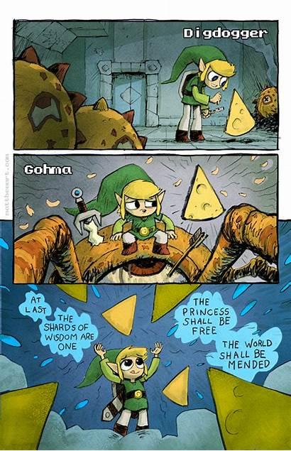 Zelda Link Legend Pizza Wisdom Robot Quest