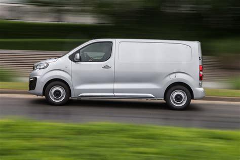 peugeot expert van  pictures auto express