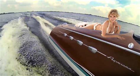 Lamborghini Boat Wood by Vote Today For The Riva Aquarama Lamborghini Classic