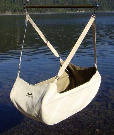 Kanoe Baby Hammock by Heavenly Hammocks Sway Ones To Sleep The Giggle