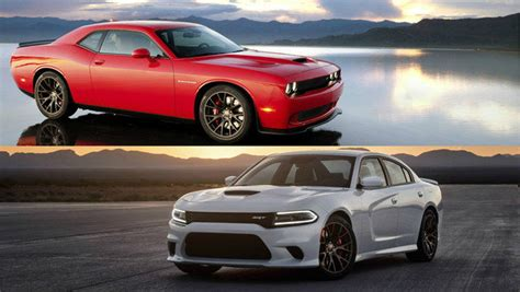 Dodge Charger Srt Hellcat @ Top Speed