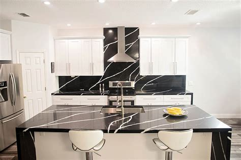 Quartz For Kitchen Countertops by Quartz Kitchen Countertop Looks Like A