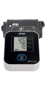 Amazon.com: A&D Medical Upper Arm Blood Pressure Monitor
