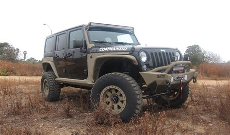 commando jeep commando cure for the common wrangler