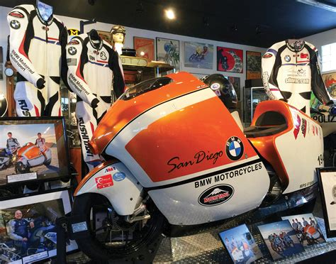 The Odyssey of the World's Fastest BMW Motorcycle