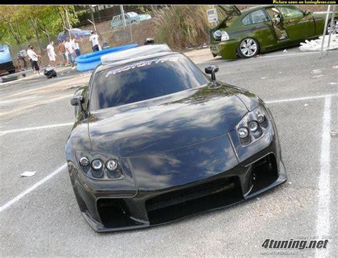 veilside fortune body kit   rx cars pinterest