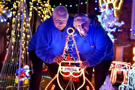 Festive light show in memory of beloved grandson returns ...