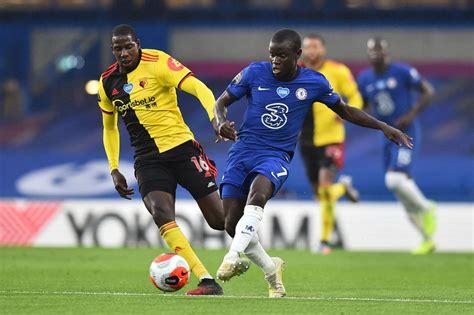 Report: Chelsea's £80 million barrier to prevent N'Golo ...