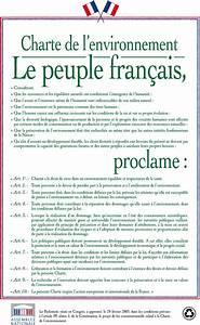 Principe De Précaution Charte De L Environnement Sites Classés Comment Appliquer La Charte De L